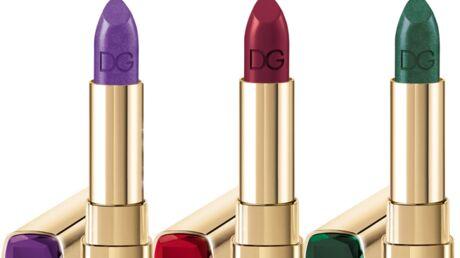 Du make-up haute joaillerie par Dolce&Gabbana