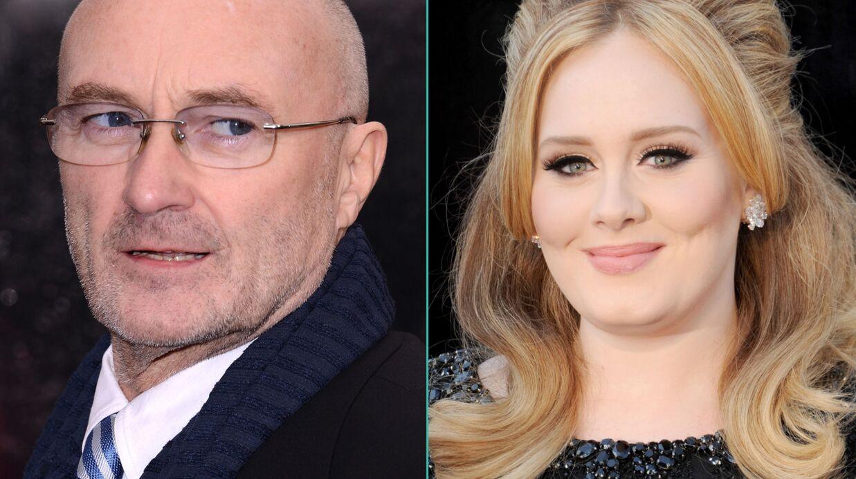 Phil Collins s'est fait snober par Adele et ça ne lui a pas plu