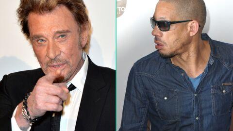 Johnny Hallyday a refusé un duo avec JoeyStarr car il aurait frappé une de ses choristes