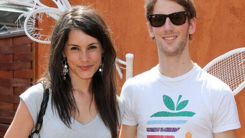 Marion Jollès et Romain Grosjean: le couple attend son deuxième enfant