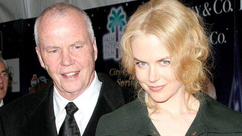 Effondrée par la mort de son père, Nicole Kidman raconte comment elle s'est relevée