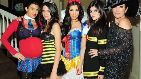 DIAPO Halloween avec les Kardashian au fil des ans: du fou, du sexy et du bien raté