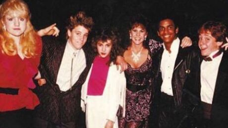 Alyssa Milano nostalgique, elle poste une photo d'elle avec d'autres enfants-stars des années 80
