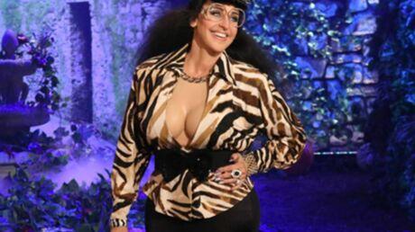 Ellen Degeneres se transforme en Kardashian pour Halloween