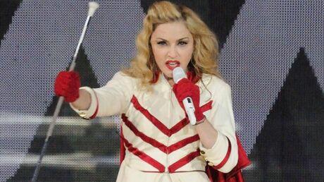 Madonna: les ayants droits de Marlon Brando lui réclament 300 000 dollars