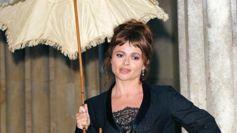Helena Bonham Carter se confie sur sa rupture avec Tim Burton