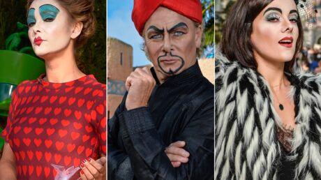 PHOTOS Alizée, Franck Dubosc, Sandrine Quétier grimés en méchants personnages Disney