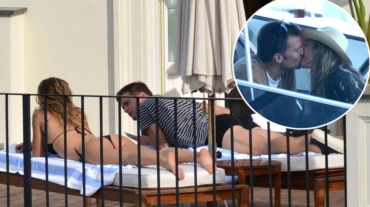 Gisele Bündchen et  Tom Brady: toutes les photos hot de leurs vacances en Italie