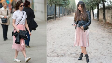 e29f955aa6c85 Le shopping de Marieluvpink   adoptez la jupe plissée comme Anne Hathaway
