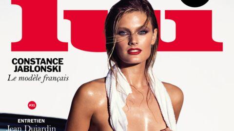PHOTOS Le top model français Constance Jablonski nu et ultra sexy dans Lui