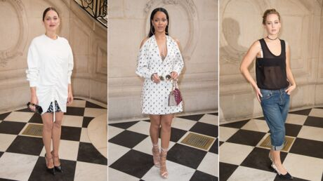 PHOTOS Fashion Week : Marion Cotillard, Rihanna et Jennifer Lawrence très chics pour Dior