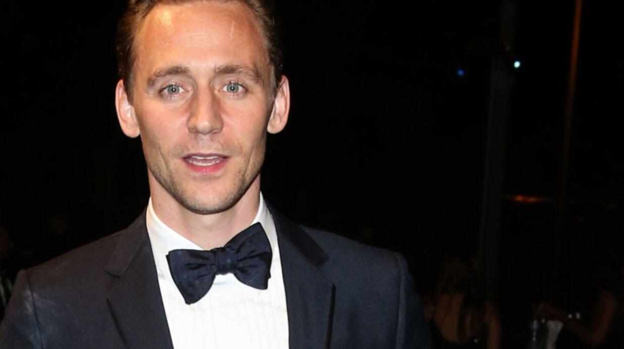 PHOTOS  Tom Hiddleston: son shooting cuir et résille pour Interview Magazine