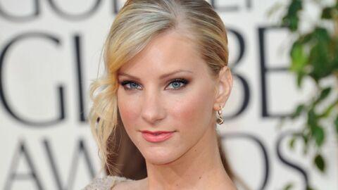Glee: Heather Morris (Brittany) va vivre avec un garçon