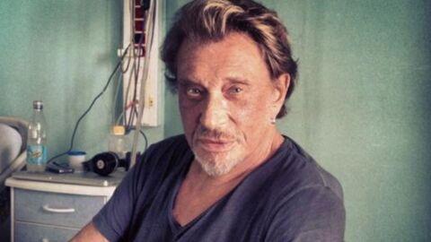 Johnny Hallyday est sorti de l'hôpital ce matin