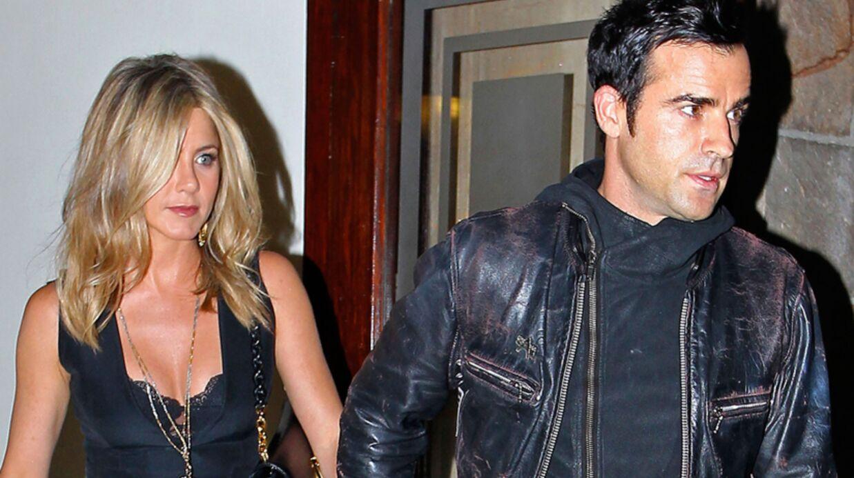 Jennifer Aniston a dîné avec Justin Theroux et Courteney Cox