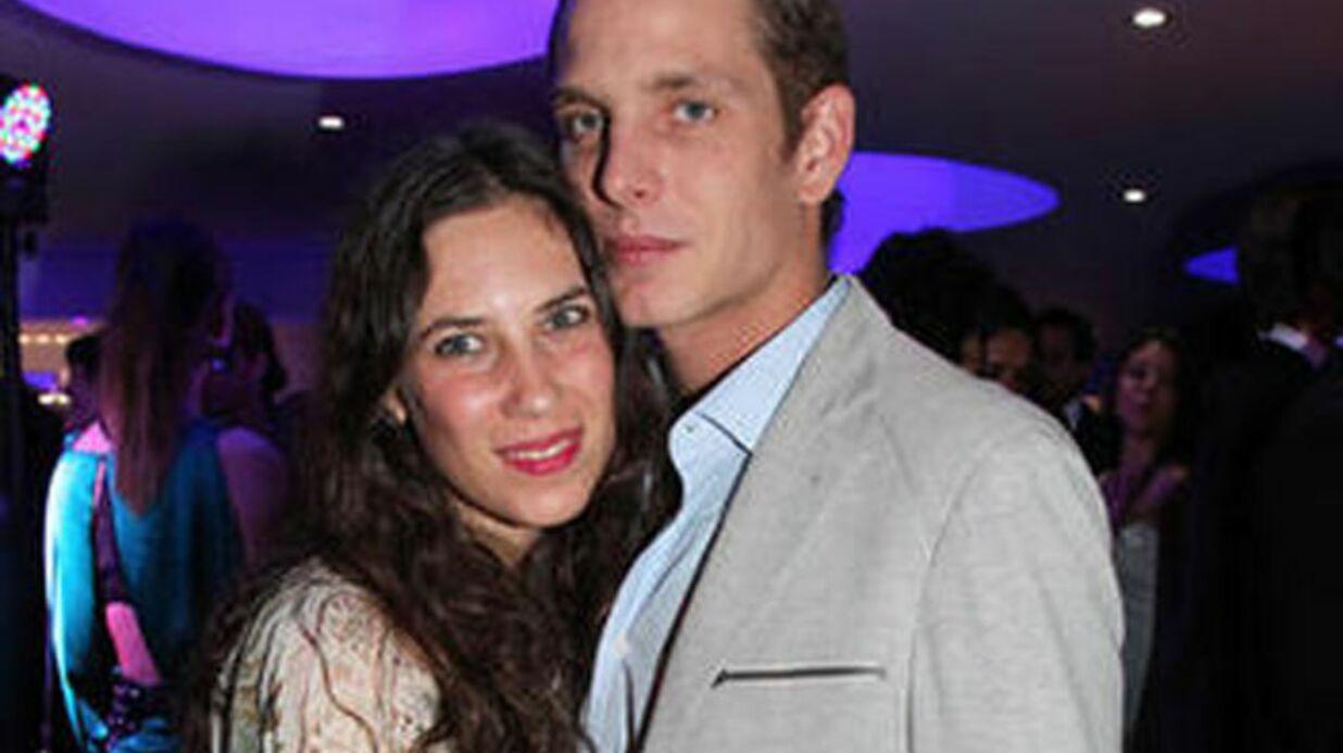 Andrea Casiraghi et Tatiana Santo Domingo se sont mariés!