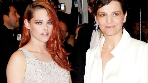 Kristen Stewart : fan absolue de Juliette Binoche !