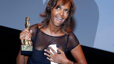 Elle a récupéré le prix pour «Chaud Lapin»