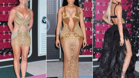 PHOTOS Les looks les plus sexy des MTV Video Music Awards 2015 : un vrai défilé