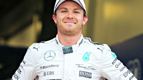 Nico Rosberg papa pour la première fois