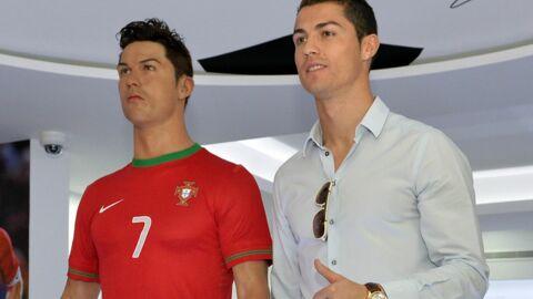 Cristiano Ronaldo s'offre une statue en cire à son effigie pour chez lui: 27 000 euros