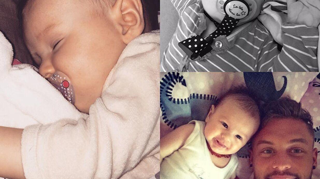 PHOTO Steven (Les Anges 7) dévoile des photos de son bébé
