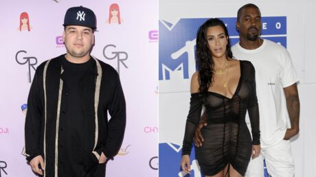 Rob Kardashian révèle pourquoi il ne s'est pas rendu au mariage de Kim et Kanye West