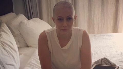 PHOTOS Shannen Doherty publie des images poignantes de sa chimiothérapie