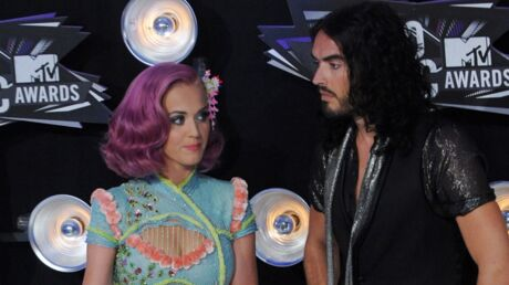 Katy Perry et Russell Brand: «Nous mettons fin à notre mariage»