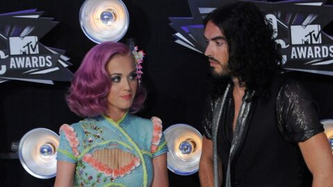 Katy Perry et Russell Brand : « Nous mettons fin à notre mariage »