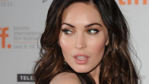 Megan Fox: un protège-dents pour supporter la douleur