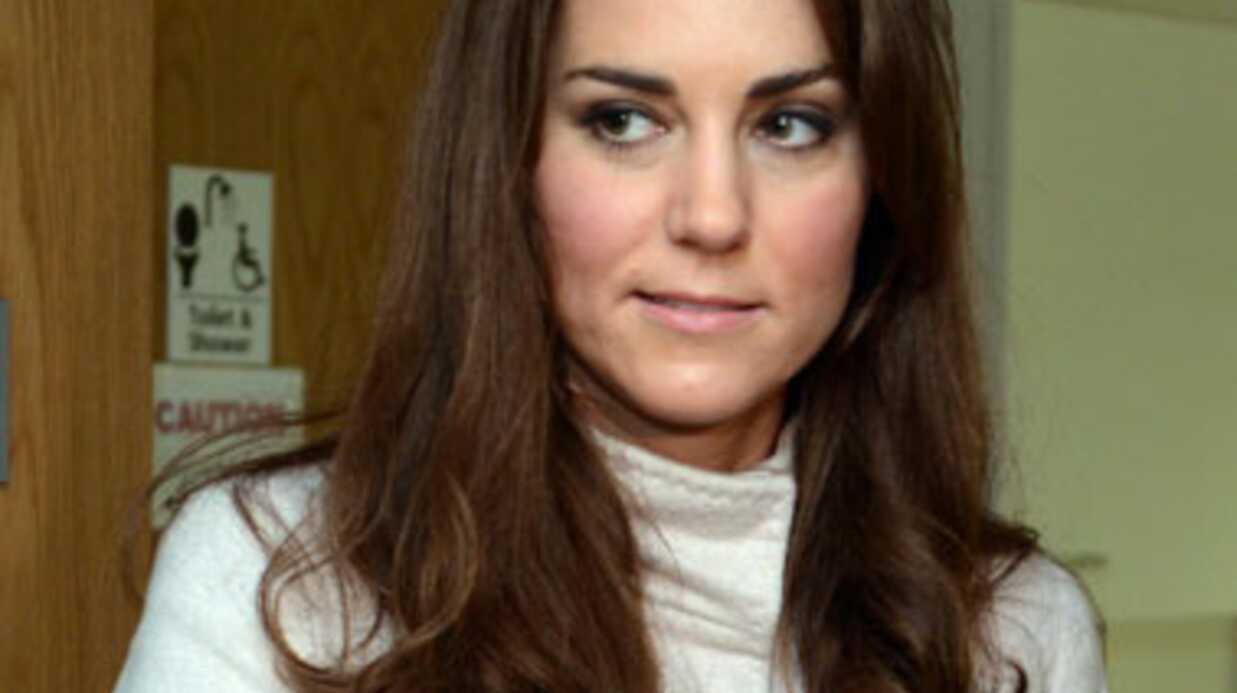 Le remède étrange de Kate Middleton pour éviter les nausées de grossesse