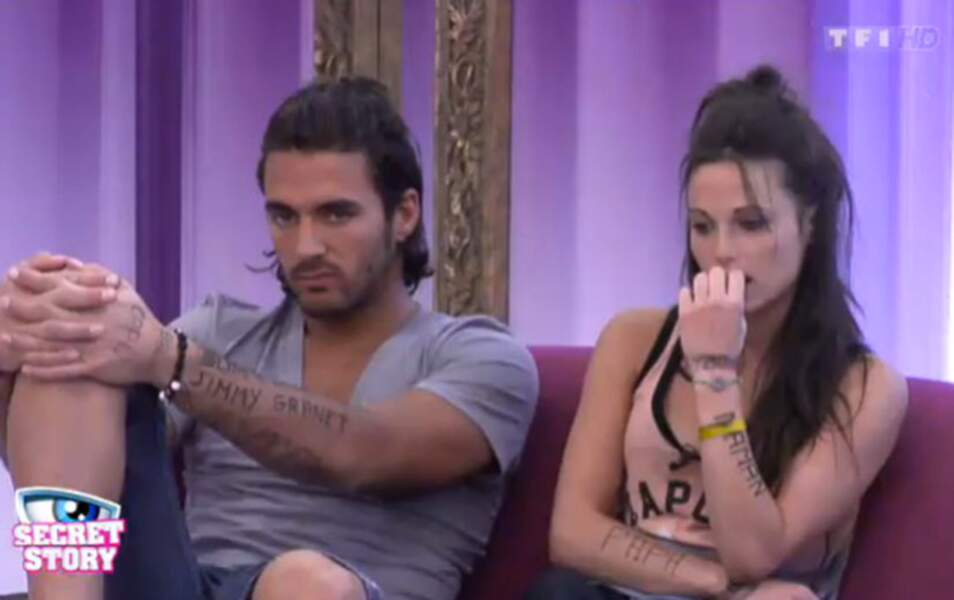 Thoams et Capucine, de Secret Story 6