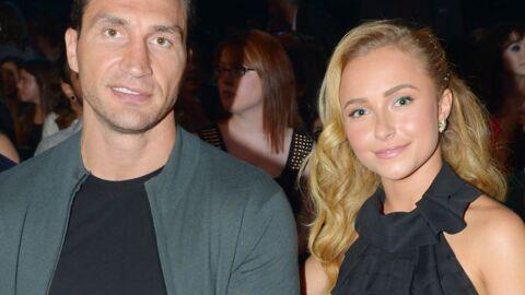 PHOTO Hayden Panettiere et Wladimir Klitschko présentent Kaya, leur premier enfant