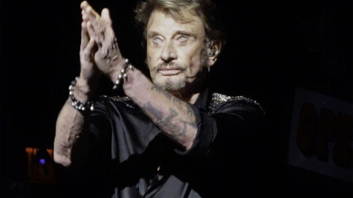 Johnny Hallyday chantera place de la République pour l'hommage aux victimes des attentats de janvier