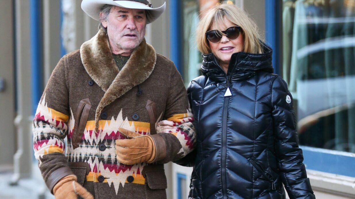 Kurt Russell et Goldie Hawn: 32 ans d'amour, le secret d'un couple de stars qui dure