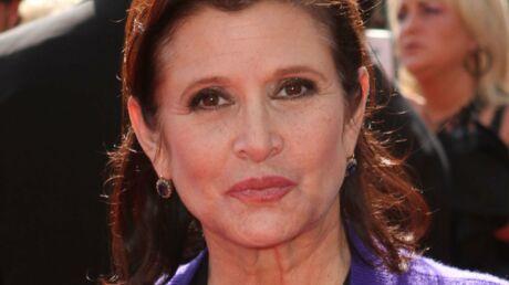 Carrie Fisher: après l'autopsie, les causes de sa mort restent indéterminées