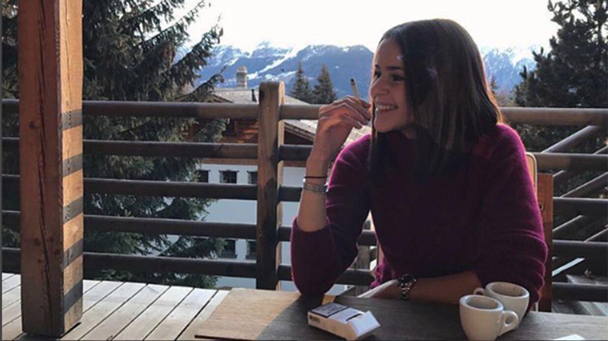 Marina Kaye: critiquée par ses fans pour une photo avec une cigarette, elle pousse un coup de gueule
