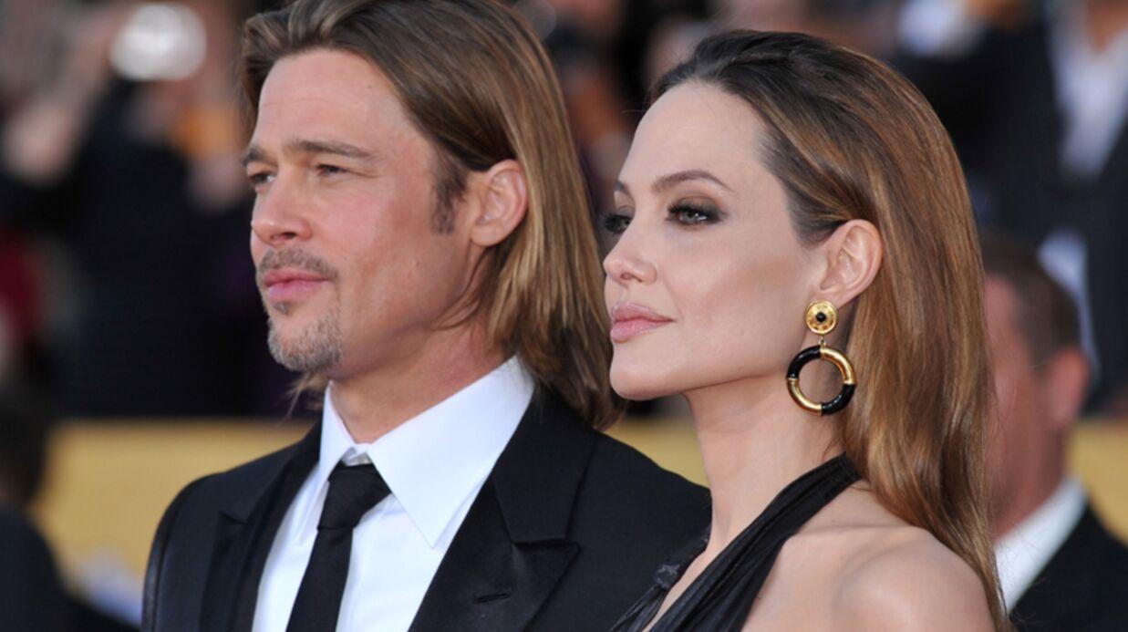 Angelina Jolie et Brad Pitt: Google leur fait peur