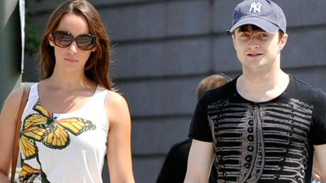 Daniel Radcliffe encense la fille qui partage sa vie