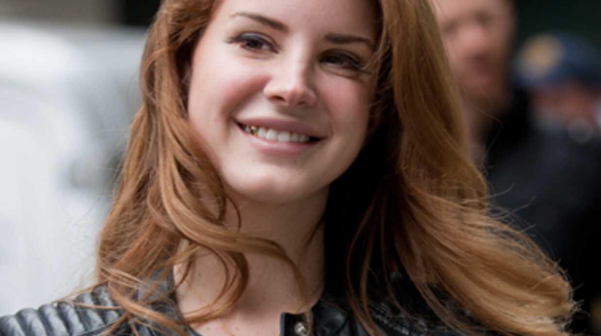 Lana Del Rey dément l'annulation de sa tournée