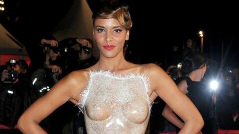 Le créateur de la robe audacieuse de Shy'm s'explique