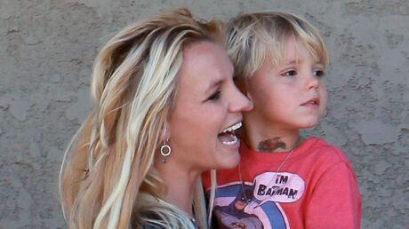 Britney Spears enregistre une chanson pour ses fils