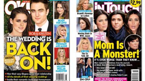 En direct des US: Le mariage de Jennifer Aniston en péril!