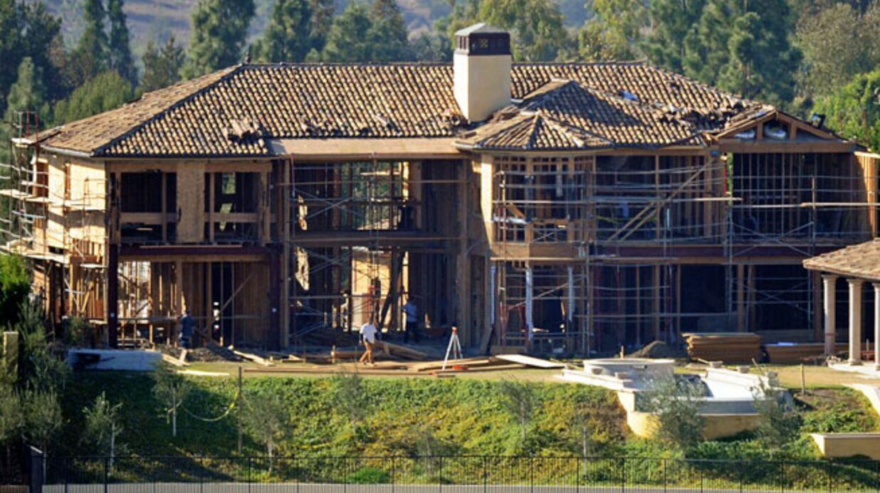 Kanye West et Kim Kardashian rénovent leur maison pour six millions de dollars