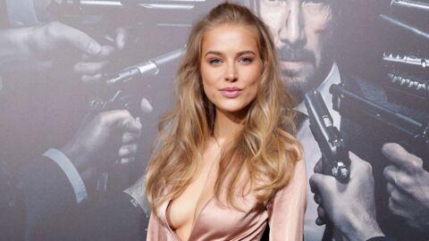 PHOTOS Seins nus sous une veste très échancrée, le top Tanya Mityushina montre tout