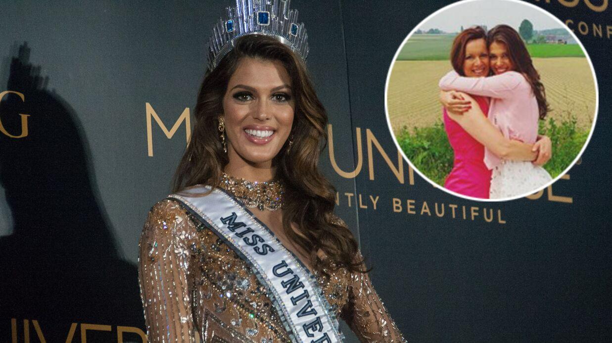 Iris Mittenaere est Miss Univers: entre fierté et inquiétude, sa mère se confie
