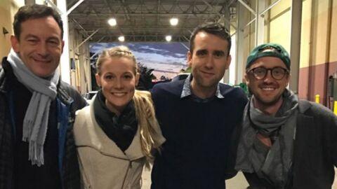 PHOTOS Harry Potter: des acteurs de la saga se retrouvent au parc d'attractions