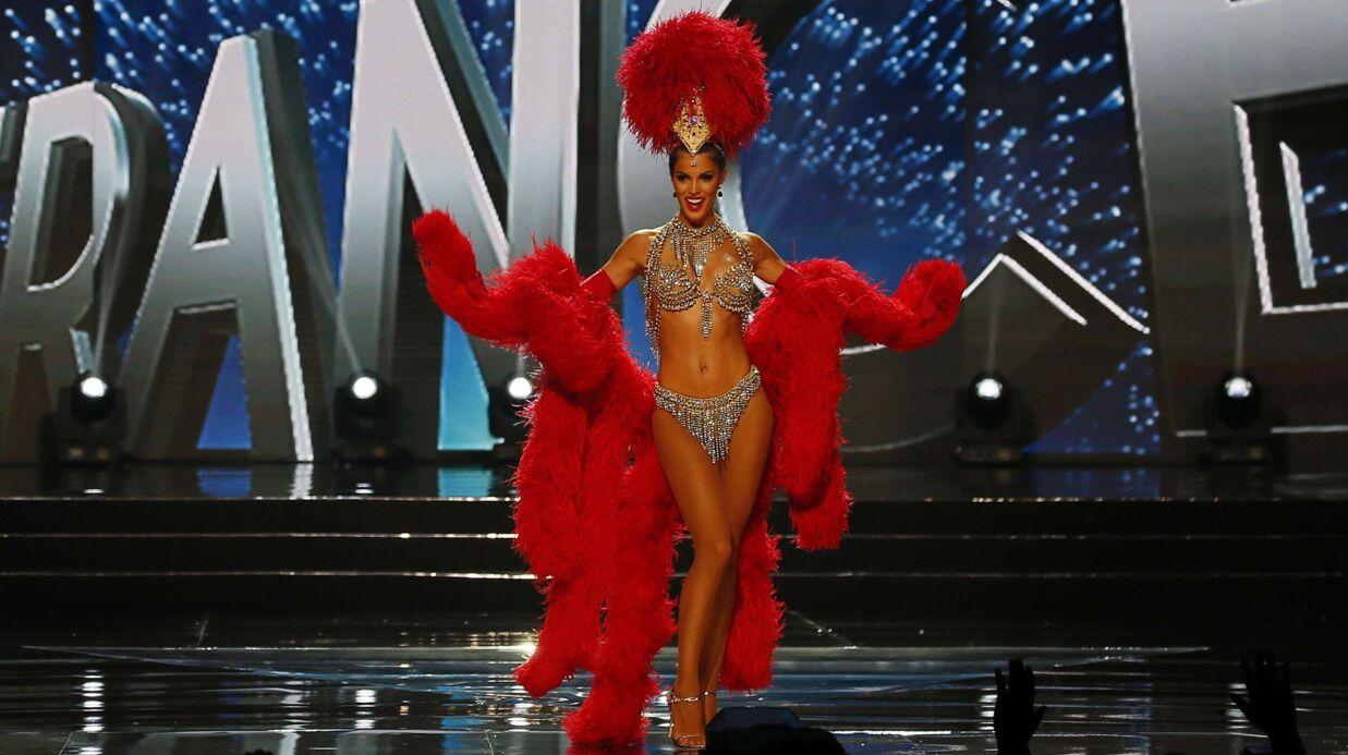 Iris Mittenaere: tout sur le (très cher) costume du Moulin Rouge qui lui a fait gagner Miss Univers