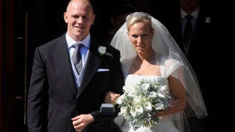 PHOTOS Toute la famille royale au mariage de Zara Phillips